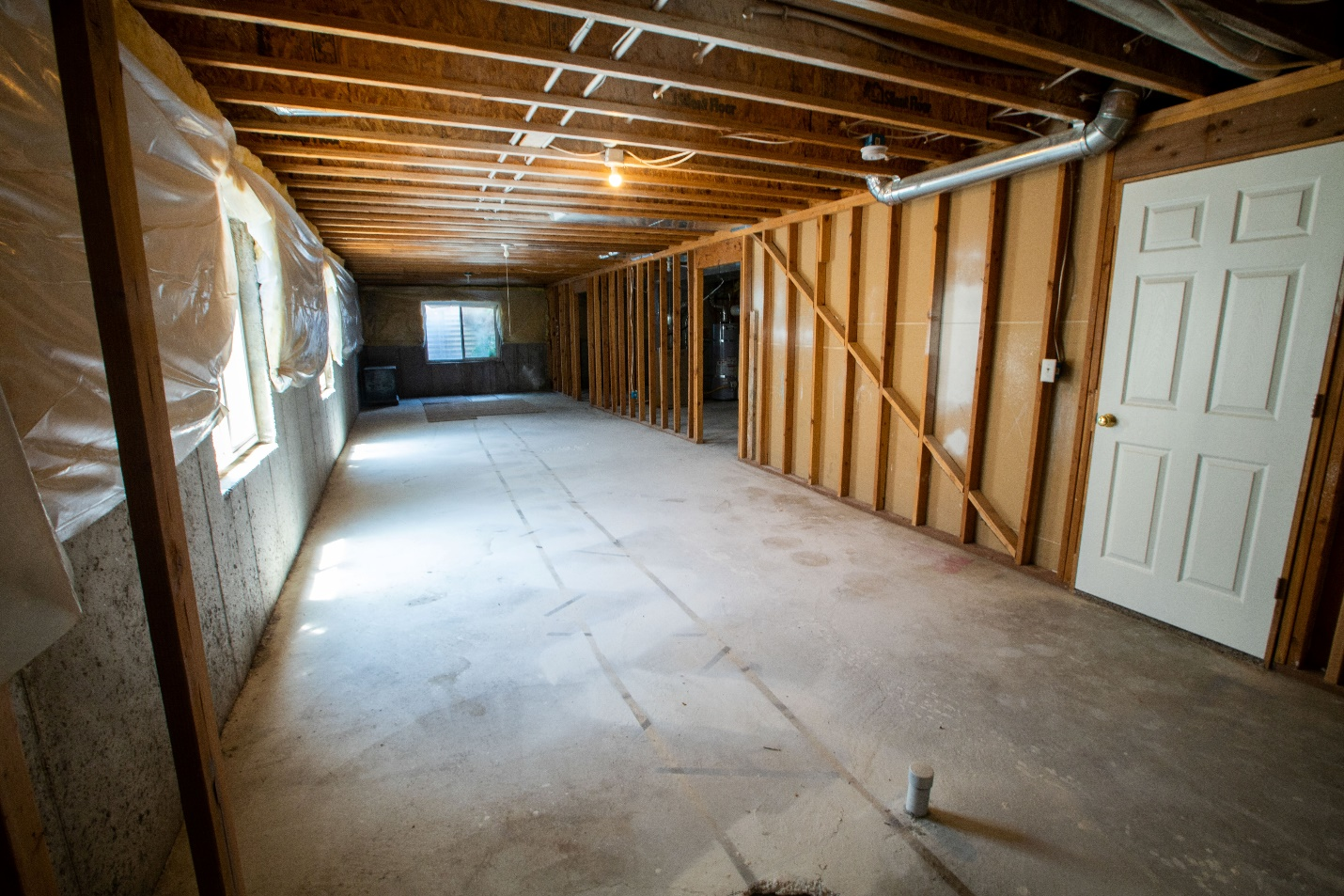 Painting Your Finished Basement Right